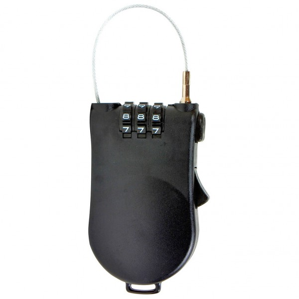 Relags - Cadenas à combinaison avec câble