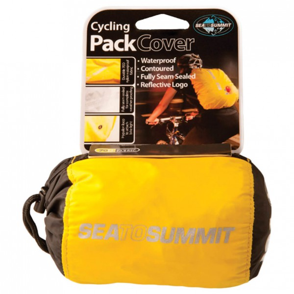 Sea to Summit - Cycling Pack Cover - Housse étanche