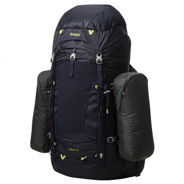 Bergans - Side Pockets (2-Pack) - Sivutaskut