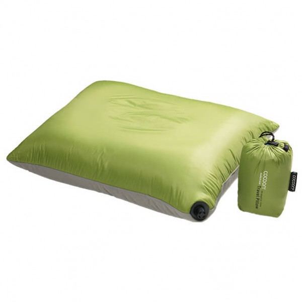 Cocoon - Air-Core Pillow Ultralight - Reiskussen