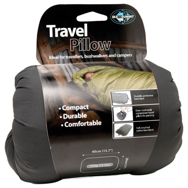 Sea to Summit - Travel Pillow - Kussen