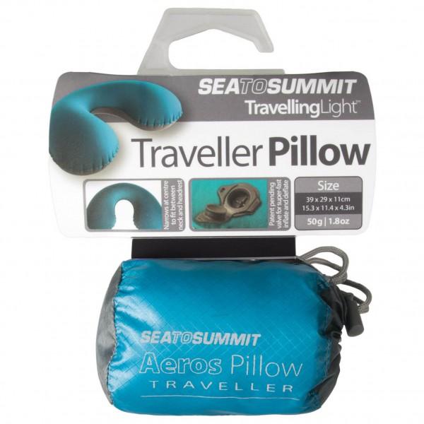 Sea to Summit - Aeros Traveller Pillow - Puter