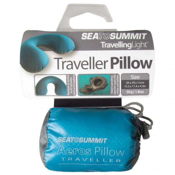 Sea to Summit - Aeros Ultralight Pillow Traveller - Kussen