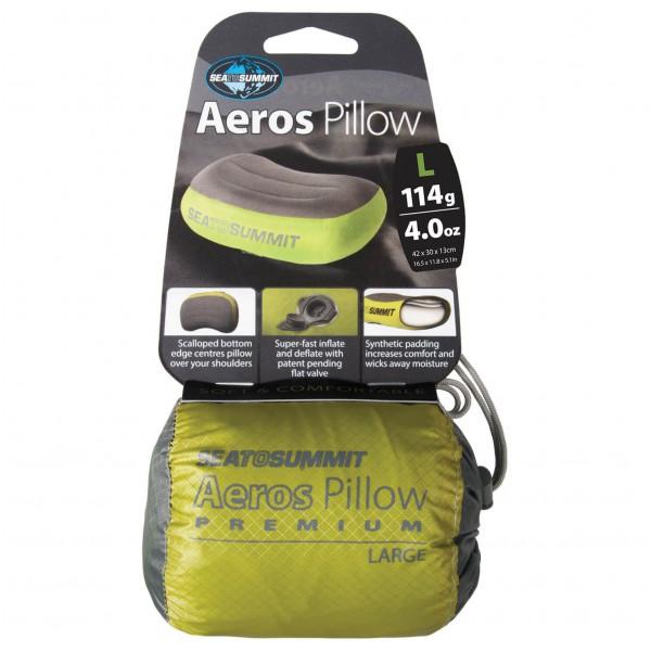 Sea to Summit - Aeros Premium Pillow - Coussin