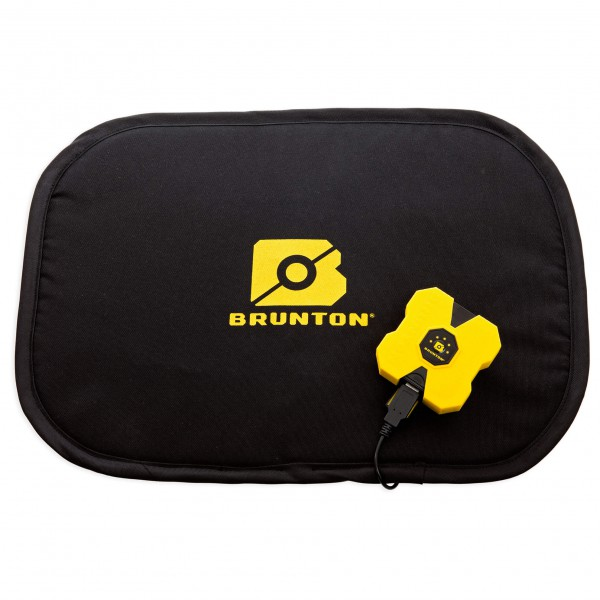 Brunton - Seat Pad with USB Powered Heat - Heated seat pad