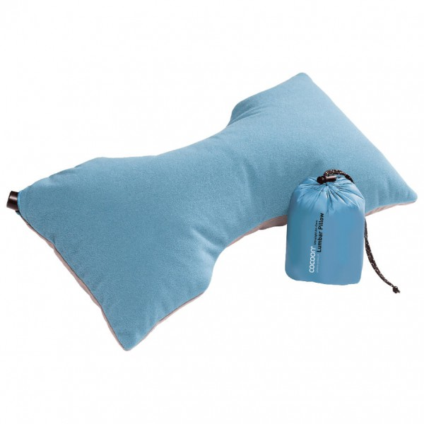 Cocoon - Ultralight Lumbar Support Pillow - Kuddar