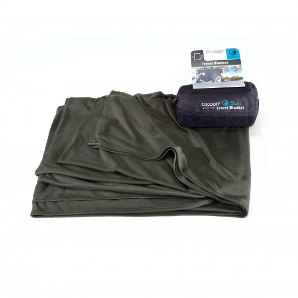 Cocoon - Coolmax Travel Blanket - Reisdeken