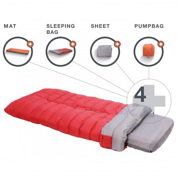 Exped Deepsleep System Down Sleeping Bag Buy Online