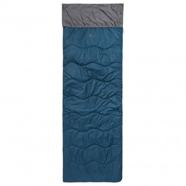 Jack Wolfskin - Re Blanket +5 - Syntetisk sovepose
