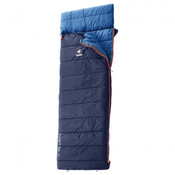 Deuter - Orbit Sq -5° - Synthetic sleeping bag
