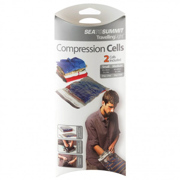 Sea to Summit - Compression Cell - Housse de rangement