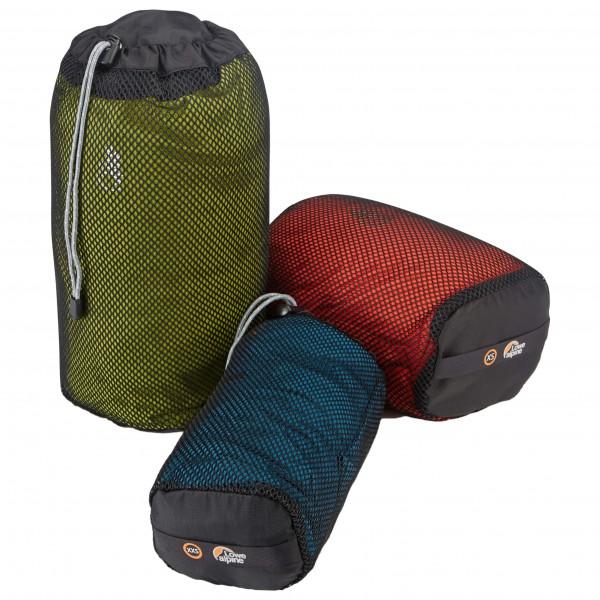 Lowe Alpine - Mesh Stuffsack Multipack - Stuff sack