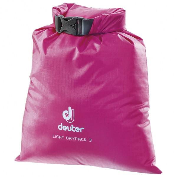 Deuter - Light Drypack 3 - Varustesäkki