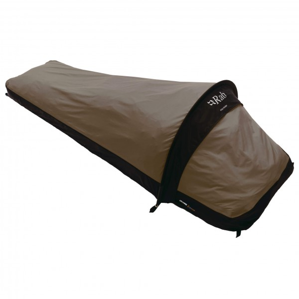 Rab - Ridge Raider - Biwak-makuupussi