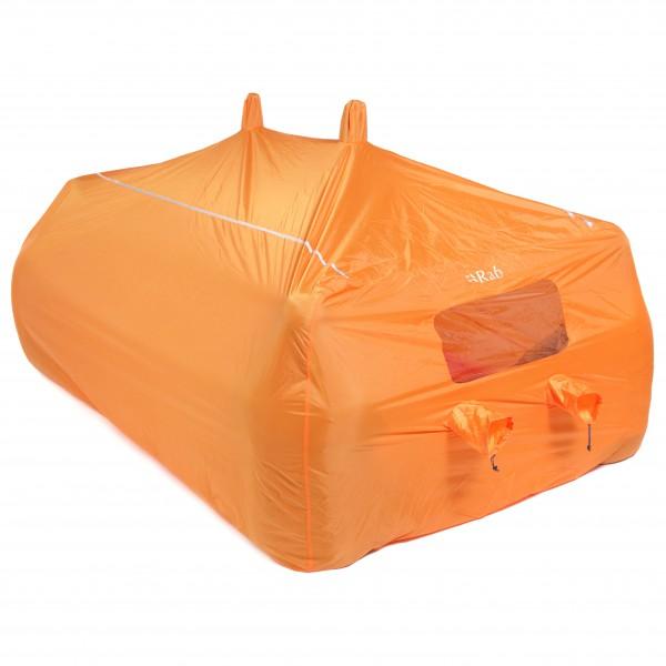 Rab - Group Shelter 8-10 - Biwak-makuupussi