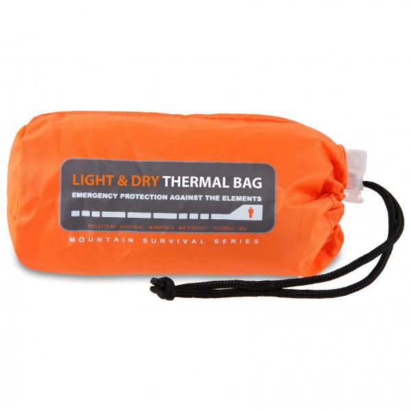 Lifesystems - Light & Dry Bivi Bag - Kit premiers secours