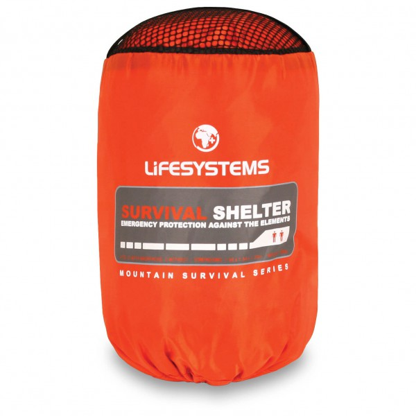 Lifesystems - Survival Shelter 2 - Bivacksäck