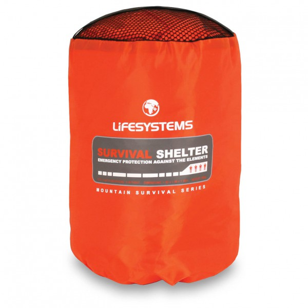 Lifesystems - Survival Shelter 4 - Biwaksæk