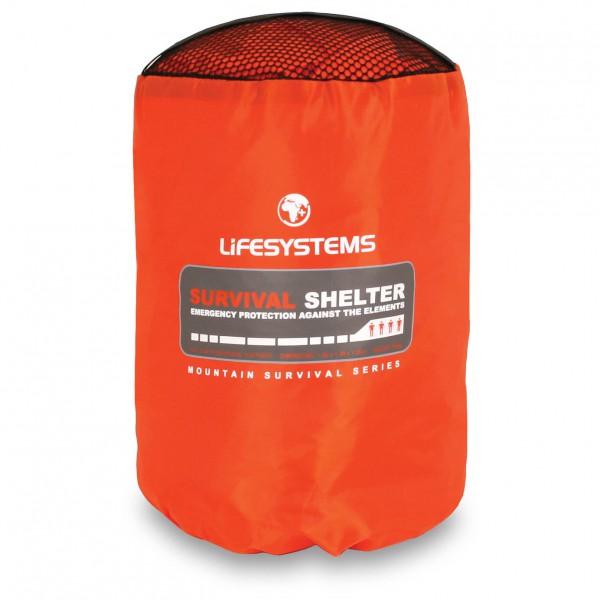 Lifesystems - Survival Shelter 4 - Bivi-sekk