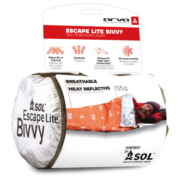 Arva - Bivvy Escape Light - Bivvy bag