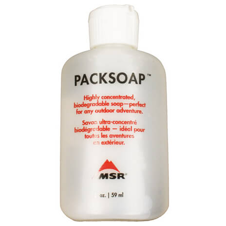 MSR - Packsoap - Seife