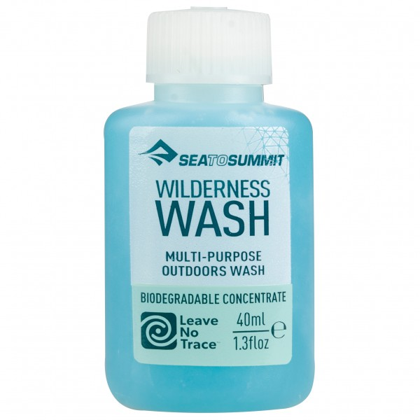 Sea to Summit - Wilderness Wash - Reiseseife