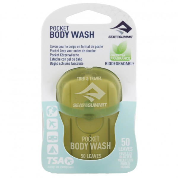 Sea to Summit - Pocket Body Wash - Matkasaippua
