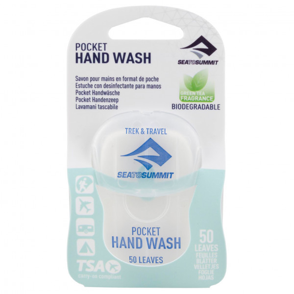 Sea to Summit - Pocket Hand Wash - Reiseseife