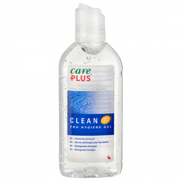 Care Plus - Clean Pro Hygiene Gel - Puhdistusgeeli