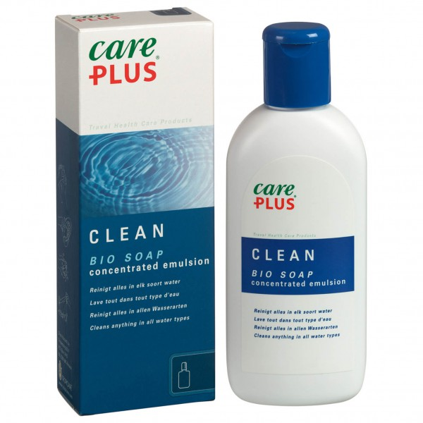 Care Plus - Clean Bio Soap - Flydende sæbe