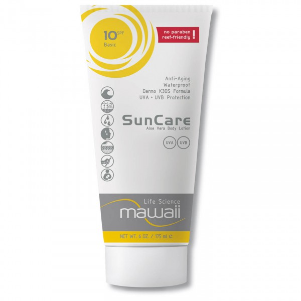 Mawaii - Suncare SPF 10 - Sun protection