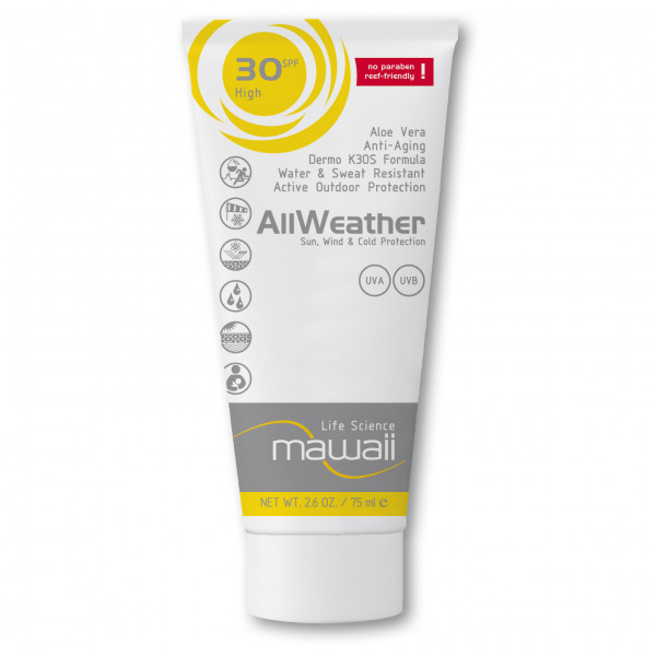 Mawaii - Allweather Protection SPF 30 - Ihonhoito