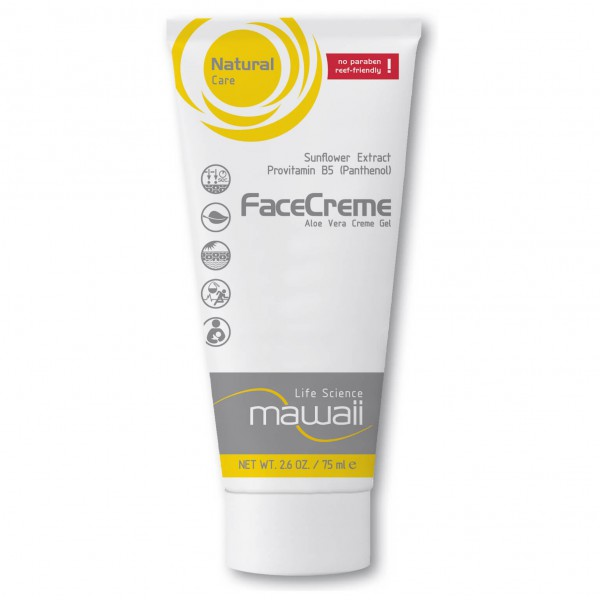 Mawaii - Natural Care Face Cremegel - Hautpflege