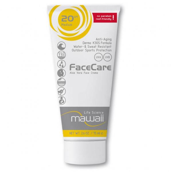 Mawaii - Facecare SPF 20 - Bescherming tegen de zon