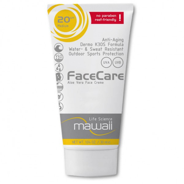 Mawaii - Facecare SPF 20 - Protection solaire