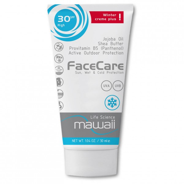 Mawaii - Winter Facecare SPF 30 - Sun protection