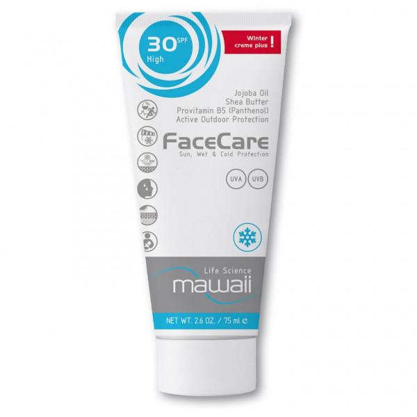Mawaii - Winter Facecare SPF 30 - Sun protection