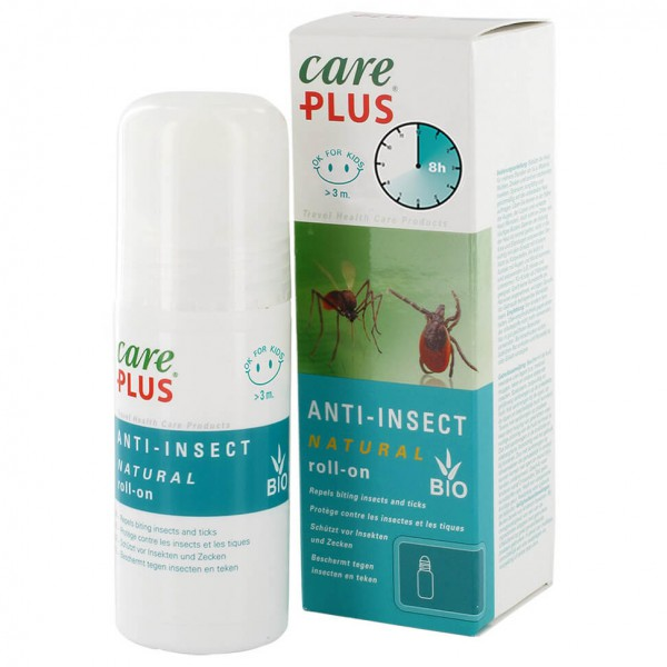 Care Plus - Anti-Insekt Natural Roll-On - Insect repellent