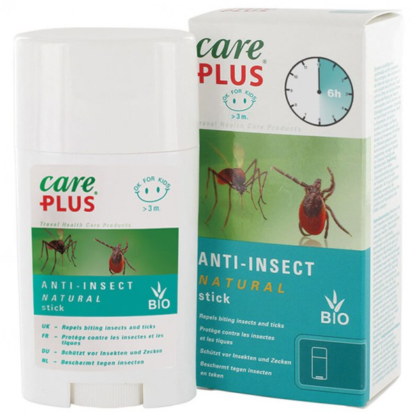 Care Plus - Anti-Insect Natural Stick - Insectenmiddel