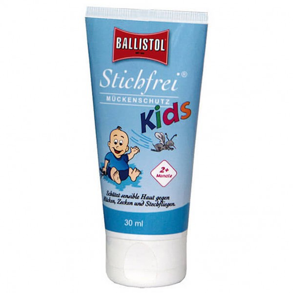 Ballistol - Stichfrei Kids - Anti-Mücken-Creme