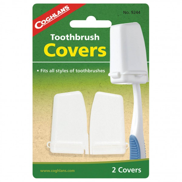 Coghlans - Toothbrush head cover (2-pack)