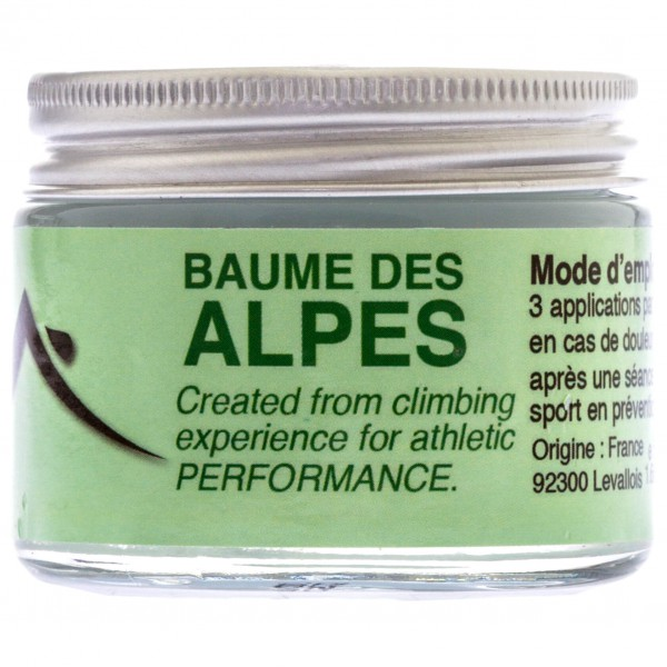 Crimp Oil - Alpes Balm Creme - Hudpleie