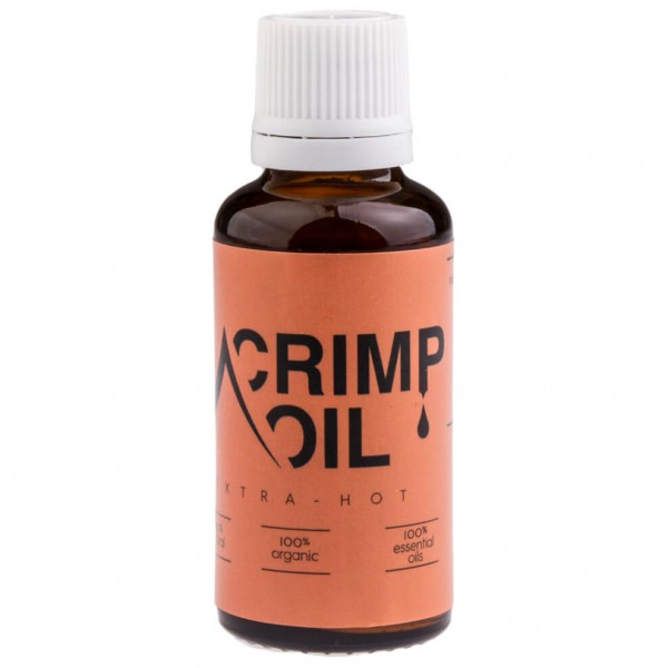 Crimp Oil - Extra Hot - Hoitoöljy