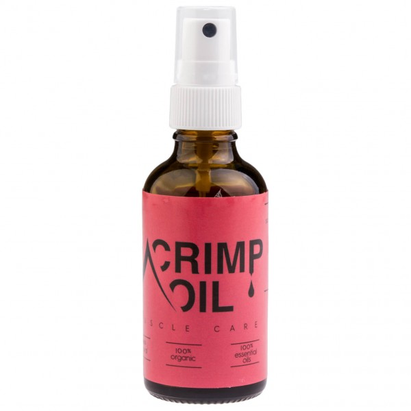 Crimp Oil - Muscles Recovery Spender - Huile de soin
