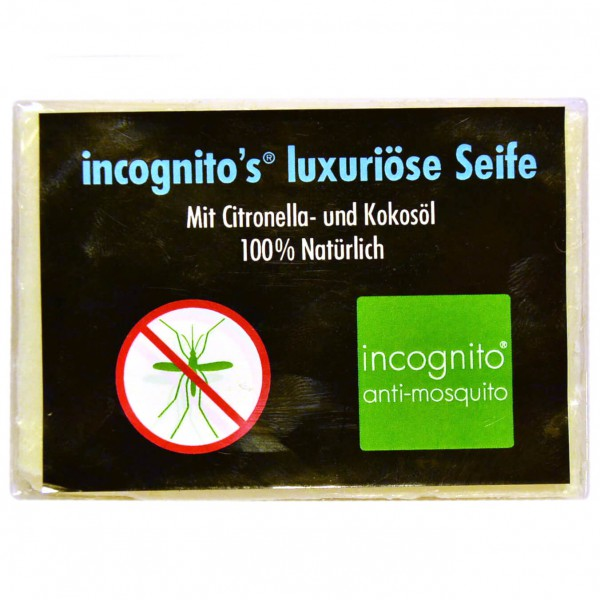 Natural Fresh - Incognito Seife - Insektenschutz