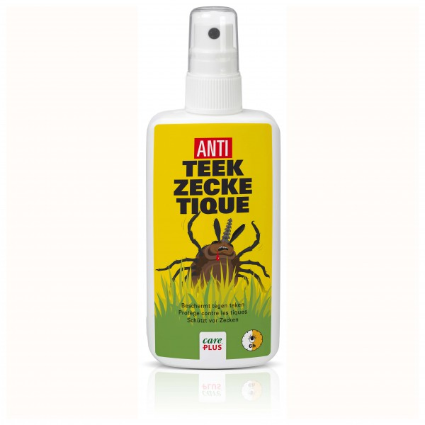 Care Plus - Anti-Zecke 30% Citriodiol Spray