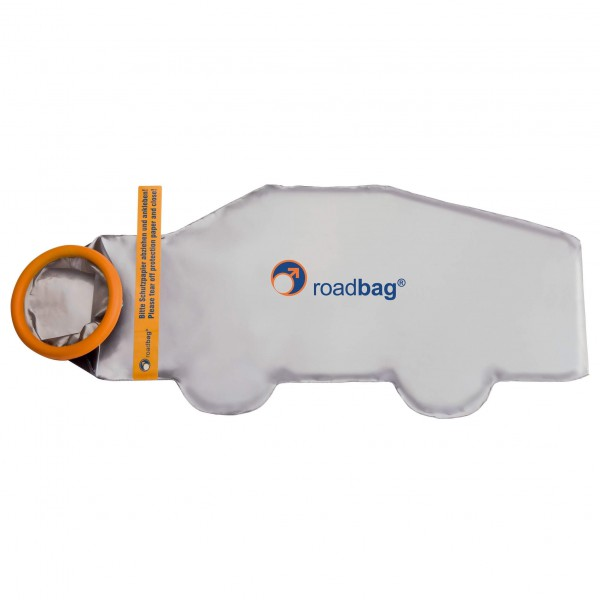 Roadbag - Taschen-WC Roadbag für Männer (2-Pack)