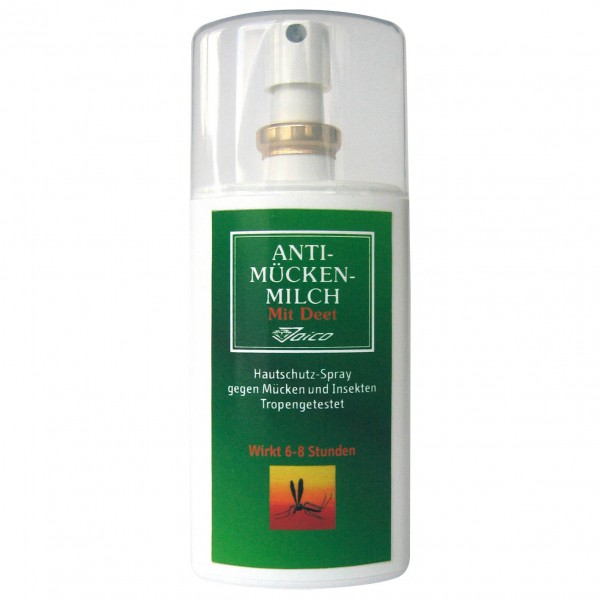 Jaico - Anti-Mücken-Milch Spray - Insecticiden