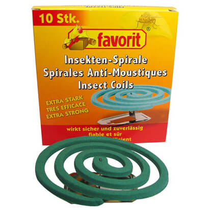 Basic Nature - Moskitospirale - Insektenschutz
