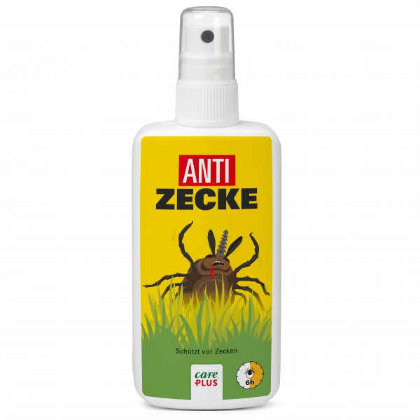 Care Plus - Anti-Zecke Spray - Insektenschutz